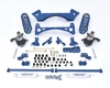 Fabtech 6in Crsosmember System Auto Ride Chevrolet Avalanche 2wd 00-06
