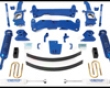 Fabtec 6in Performance Lift System Dirt Logic Shocks Toyota Tacoma 6 Lug 05-08