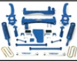 Fabtech 6in Performance Lift System Dirt Lpgic Shocks Nissan Titan 2wd 04-08