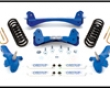 Fabtech 7.5in Performance Crossmember System Ford F-150 97-04