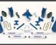 Fabtech 8in Basic Rise System Dirt Logic Shocks Ford F-250 Super Duty 4wd 08