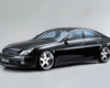 Fabulous Full Body Kit Mercedes Cls W219 05-07