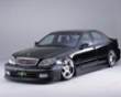 Fabulous Full Body Kit Mercedes S Class Amg W220 98-05