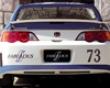 Fabulous Rear Bumper Acura Rsx 01-07