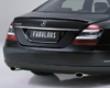 Fabulous Rear Bumper Mercedes S Class W221 06-07