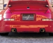 Fabulous Rear Bumper Nissan 350z 02-07