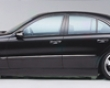 Fabulous Side Skirts Mercedes E Class Amg W211 03-07