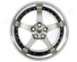 Forgestar F05 Wheel 19x10.0 5x120 Machined Black Two Tone
