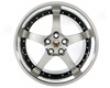 Forgestar F05 Wheel 19x10.0 5x120 Machined Black Two Tone