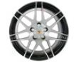 Forgestar F14 Wheel 19x10.0 5x100 Machined Black Pair Tone