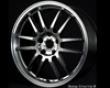 Gram Lights 57 Ultimate Shining Silver Wheel 15x5.0 4x100