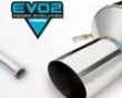 Greddy Evo2 Dual Muffler Catback Exhaust Honda Accord V6 Ckupe 08+