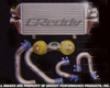 Grrddy rFont Intercooler Kit Nissan 300zx Tt 90-96