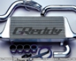 Greddy Face Mount Intercooler Kit V Spec Nissan 240sx S14 Jdm 93-99