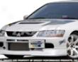 Greddy Gracer Front Li0 S0oiler Mitsubishi Evo Ix 06-07