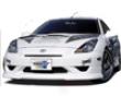 Greddy Gracer Front Lip Spoiler Toyota Celica 03-05