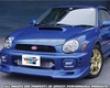 Greddy Gracer Front Lip Spoiler Urethane Subaru Wrx 02-05