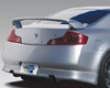 Greddy Graecr Rear Under Spoiler Infiniti G35 Coupe 03-04