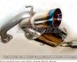 Greddy Se Catback Exhaust Nixsan 350z 03-08