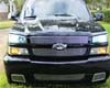 Grillcraft Bg Series Full glass Billet Grille 2pc Chevrolet Silverado 1500 03-07