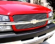 Grillcraft Bg Series Upper Billet Grille Chevrolet Avalanche In the absence of Body Cladding 02-06
