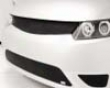 Grillcraft Mx Series Degrade Grille 3pc Insert Honda Civic 2dr 06-08