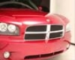Grillcraft Mx Series Upper 4pc Grille Insert Dodge Charger 06-08