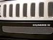 Grillcraft Sw Series Lower Billet Grille Insert Hummer H3 06-08