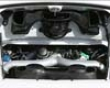 Gruppe M Ram Air Intake System Porsche  997 Turbo 06-09