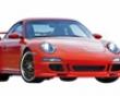 Gt3 Style Aero Kit Porsche 997 Coupe 05+