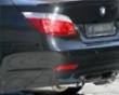 Hamann Add On Rear Apron W / Diffuser (twin) Bmw 5 Series E60 04+