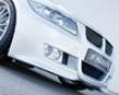 Hamann Front Bumper Spoiler W/o Pdc Bmw 3 Series E90 06+