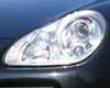 Hamann Headlight Covers Porsche Cayenne