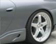 Hamann Side Skirts Porsche 996 (c4s)