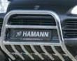 Hamann Stqinless Bumper Guard Porsche Cayenne S