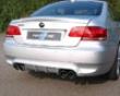 Hartge Rear Diffuser Bmw E92 & E93 335i 06+