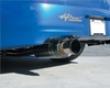 Hks Carbon Titanium Exhaust Subaru Wrx/sti 02-04