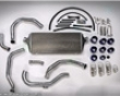 Hks Front Mount S Type Intercooler Kit Hyundai Genesis 2.0 Turbo Mt 2010