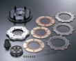 Hks Gd Clutch Pro Triple Plate Nissan 300zx Turbo 90-96