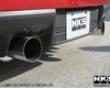 Hks Hi-power Exhaust System Mitsubishi Evo X Gsr & Mr 08+
