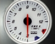 Hks Rs Db Exhaust Temp Meter 60mm Electronic White