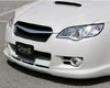 Ings Lx Sport Front Bumper Frp Subaru Legacy B4 6/06+