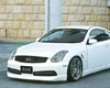 Ings Lx Sport Lx Duct Face Frp Infiniti G35 1/03-10/05