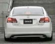 Ings Lx Sport Rear Trunk Spoiler Frp Lexus Gs350 9/05+
