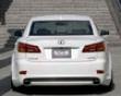 Ings Lx Spoft Rear Stem Spoiler Frp Lexus Is350 9/05+