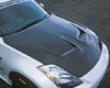 Ings N-spec Aero Hood Carbon Nissan 350z 7/02+
