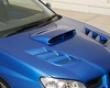 Ings N-spec Aero Hood Carbon Subaru Wrx Sti 06-07