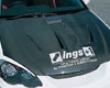 Ings N-spec Areo Hood Carbon Acura Integra 7/01-8/04