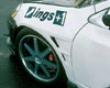 Ings N-spec Front Aero Fenders Hybrid Acura Integra 7/01-8/04