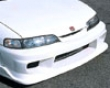 Ings N-spec Front Bumper Frp Acura Integra 9/95-12/2000